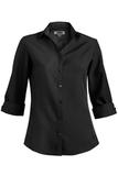 Women's Batiste 3/4 Sleeve Black Thumbnail