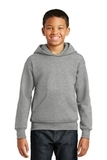 Comfortblend Youth Pullover Hooded Sweatshirt Light Steel Thumbnail