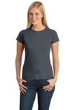 Women's Softstyle Ring Spun Cotton T-shirt Dark Heather Thumbnail