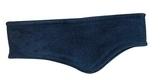 Stretch Fleece Headband Navy Thumbnail
