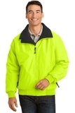 Safety Challenger Jacket Safety Yellow with Black Thumbnail