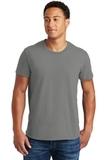 Ring Spun Cotton T-shirt Vintage Grey Thumbnail