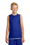 Reversible Sleeveless Tee True Royal Thumbnail