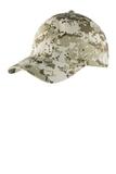 Digital Ripstop Camouflage Cap Sand Camo Thumbnail