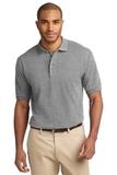 Tall Pique Knit Polo Shirt Oxford Thumbnail