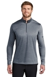 Nike Golf Dry 1/2-Zip Cover-Up Navy Heather Thumbnail