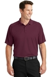 Dry Zone Performance Raglan Polo Shirt Maroon Thumbnail