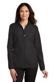 Women's Zephyr Full Zip Jacket Black Thumbnail