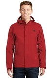 The North Face DryVent Rain Jacket Rage Red Thumbnail
