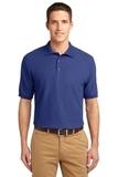 Silk Touch Polo Shirt A Best Selling Uniform Polo Mediterranean Blue Thumbnail