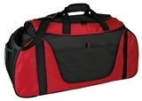 Two-tone Medium Duffel Red with Black Thumbnail