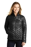 Women's The North Face ThermoBall Trekker Jacket TNF Black Thumbnail