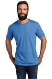 Unisex Tri-Blend Tee Azure Blue Thumbnail