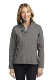 Women's Welded Soft Shell Jacket Deep Smoke Thumbnail