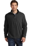 Eddie Bauer1/2-Zip Microfleece Jacket Black Thumbnail
