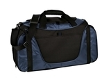 Two-tone Medium Duffel Navy with Black Thumbnail