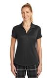 Women's Nike Golf Dri-FIT Legacy Polo Black Thumbnail