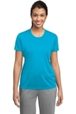 Women's PosiCharge Competitor Tee Atomic Blue Thumbnail