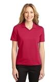 Women's Rapid Dry Polo Shirt Red Thumbnail