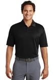 Nike Golf Dri-FIT Pebble Texture Polo Shirt Black Thumbnail