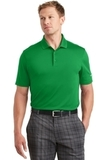 Nike Golf Dri-FIT Players Polo with Flat Knit Collar Pine Green Thumbnail