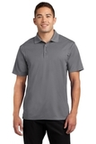 Micropique Performance Polo Shirt Grey Concrete Thumbnail
