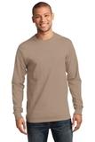 Essential Long Sleeve T-shirt Sand Thumbnail