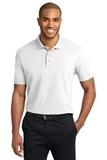 Stain-resistant Polo Shirt White Thumbnail