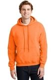 Heavyblend Hooded Sweatshirt S. Orange Thumbnail