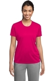 Women's PosiCharge Competitor Tee Pink Raspberry Thumbnail