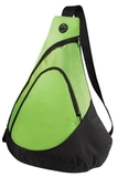 Improved Honeycomb Sling Pack Lime Thumbnail