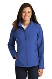 Women's Core Soft Shell Jacket True Royal Thumbnail