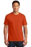50/50 Cotton / Poly T-shirt Burnt Orange Thumbnail