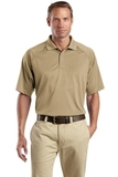CornerStone Tall Select Snag-Proof Tactical Polo Tan Thumbnail