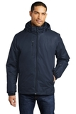 Vortex Waterproof 3-in-1 Jacket River Blue Navy with River Blue Navy Thumbnail