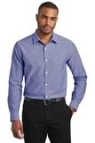 Slim Fit SuperPro Oxford Shirt Navy Thumbnail