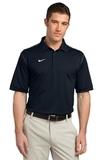 Nike Golf Shirt Dri-FIT Sport Swoosh Pique Midnight Navy Thumbnail