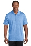 Sport-Tek PosiCharge RacerMesh Polo True Royal Heather Thumbnail