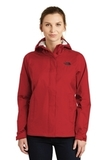 Women's The North Face DryVent Rain Jacket Rage Red Thumbnail
