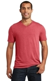 Made Men's Perfect Tr V-Neck Tee Red Frost Thumbnail