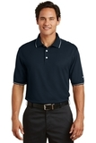 Nike Golf Dri-FIT Classic Tipped Polo Dark Navy Thumbnail