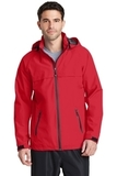 Torrent Waterproof Jacket Engine Red Thumbnail