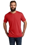 Unisex Tri-Blend Tee Rise UP Red Thumbnail