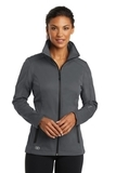 Women's Ogio Endurance Crux Soft Shell Gear Grey Thumbnail