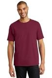 Tagless 100 Comfortsoft Cotton T-shirt Cardinal Thumbnail