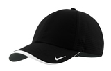 Dri-fit Swoosh Perforated Cap Black Thumbnail