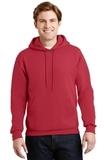 Super Sweats Pullover Hooded Sweatshirt True Red Thumbnail
