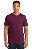 50/50 Cotton / Poly T-shirt Maroon Thumbnail