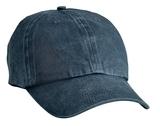 Pigment-dyed Cap Navy Thumbnail