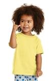 Toddler 5.4-oz 100 Cotton T-shirt Yellow Thumbnail